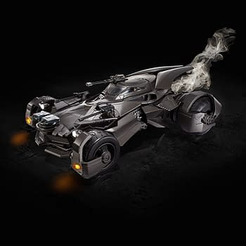 Tell Me Can You Drive We Review The Ultimate Justice League Batmobile