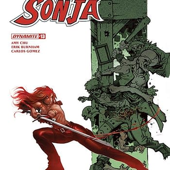 Writers Commentar: Erik Burnham on Red Sonja #13