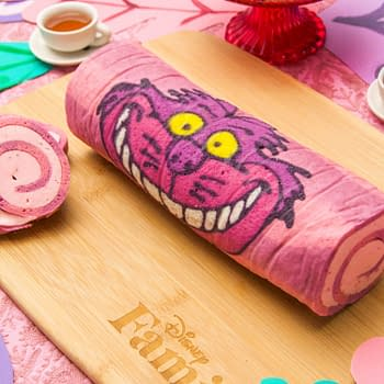 Nerd Food: This Cheshire Cat Cake Roll Looks Curiously Delicious