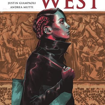 Dark Horse Brings Wood Giampaoli and Muttis Alternate History Comic Rome West to Print