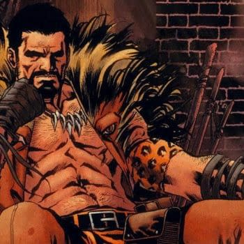 Richard Wenk is Writing 'Kraven The Hunter' for Sony Pictures