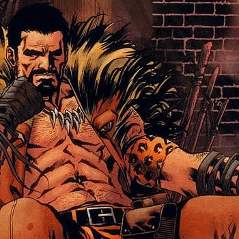 Richard Wenk is Writing Kraven The Hunter for Sony Pictures