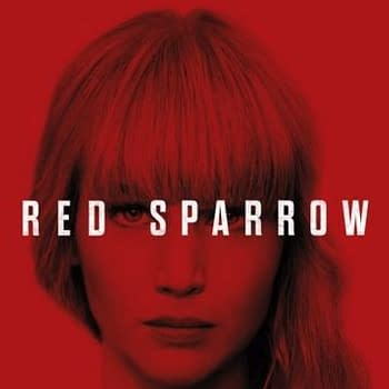 A New Teaser for Red Sparrow Means More Black Widow Jokes