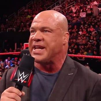 Kurt Angle Scolds the WWE Universe