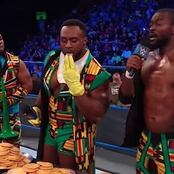 Fat Tuesday Becomes Pancake Tuesday on SmackDown
