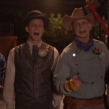 The Dapper Dans Wish the Haunted Mansion a Happy Villaintines Day