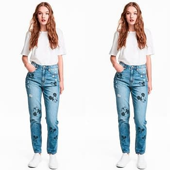 Disney Mom Jeans Are a Thing but Are They Fashionable