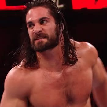 Seth Rollins Was Ready to Go During RAWs Gauntlet Match But it Wasnt Enough
