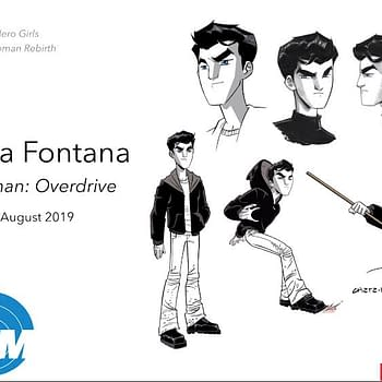 Batman: Overdrive &#8211 a Millennial Bruce Wayne by Shea Fontana and Marcelo Di Chiara (UPDATE)