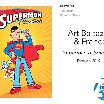 Superman of Smallville by Art Franco and Baltazar &#8211 With a Dad Who Looks Like Josh Snyder