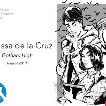 Melissa de la Cruzs Gotham High: a Multicultural Love Triangle Between Batman Catwoman and Joker
