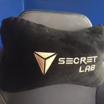 Commanding My Games In Blue: We Review Secretlab's Omega 2018 Gaming Chair