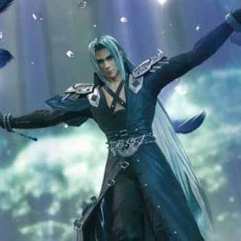 Sephiroth Is Added To The Mobius Final Fantasy Cast