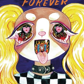 Pinky and Pepper Forever and Unfinished 3 Poems: Silver Sprocket May 2018 Solicits