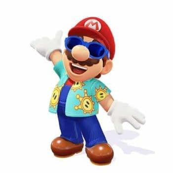 Nintendo Has New Updates Coming For Super Mario Odyssey