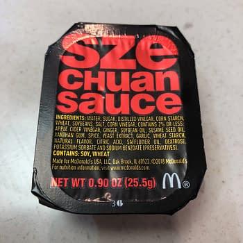 Against Our Better Judgment We Tried the McDonalds Szechuan Sauce