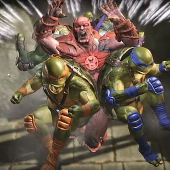 Teenage Mutant Ninja Turtles Get a Brand-New Trailer for Injustice 2