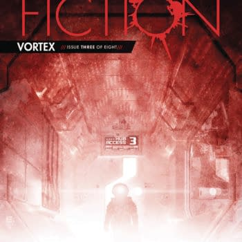 John Carpenter's Tales of Science Fiction: Vortex #3 cover by Tim Bradstreet