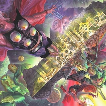 Thor: Tales of Asgard and Other Fine Art Exclusives from Alex Ross at ECCC