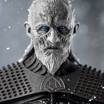 Game of Thrones White Walker Brings Winter to Toy Collections Thanks to ThreeZero