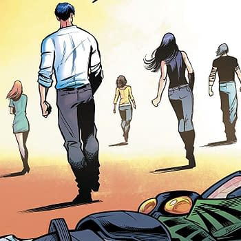 Titans #20 (Late) Review: The Titans are Apart but the Writing and Art are Together