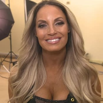 Trish Stratus Reveals What She Missed About WWE in Royal Rumble Behind-the-Scenes Video
