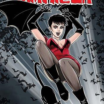 Writers Commentary: Jeremy Whitley on Vampirella #10