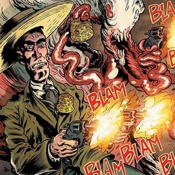 Vinegar Teeth #2 Review: The Odd Couple but with Tentacle Monsters
