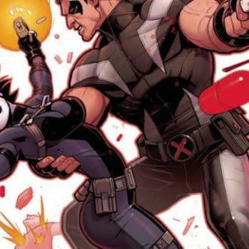 Weapon X #14 cover by David Nakayama
