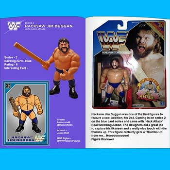 WWE Hasbro Book is on Kickstarter Now and it Looks Like a Collectors Dream Brother