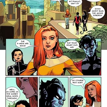Improbable Previews: Fearing the Impending Reboot in X-Men Red #2