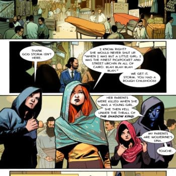 X-Men: Bland Design X-Travaganza – Some Very Fine People on Both Sides in X-Men Red #3