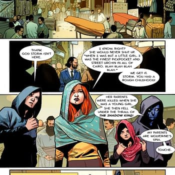 X-Men: Bland Design X-Travaganza &#8211 Some Very Fine People on Both Sides in X-Men Red #3