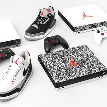 Would You Like An Xbox One X Designed Like Air Jordans