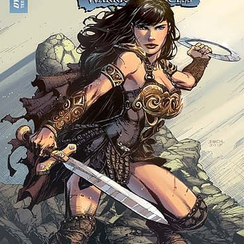 Exclusive Extended Previews of Sheena Xena and Barbarella