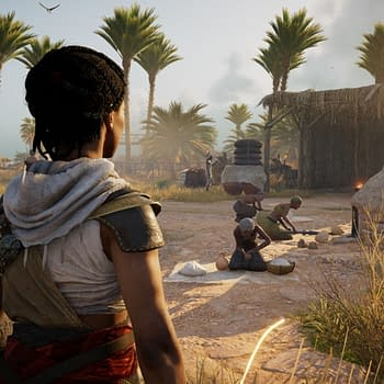 Assassin's Creed: Origins Discovery Tour Mode Releases February 20th