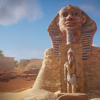 Ubisoft Censors Nude Statues in Assassins Creed: Origins Discovery Tour