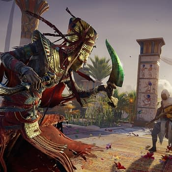 The Ghosts of Pharaohs Past Will Haunt You in Second AC: Origins DLC Expansion
