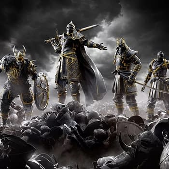 For Honor Launches Into Their Fifth Season With Age Of Wolves