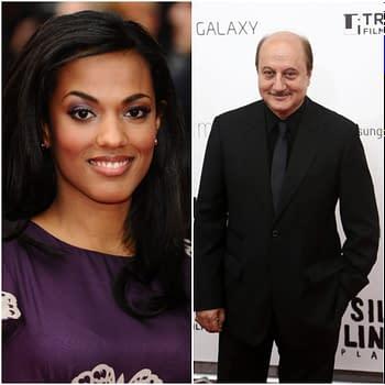 Doctor Whos Freema Agyeman Joins NBCs Bellevue Anupam Kher Cast