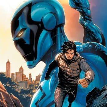 Warner Bros. Developing DC Comics Latino Superhero 'Blue Beetle' Film