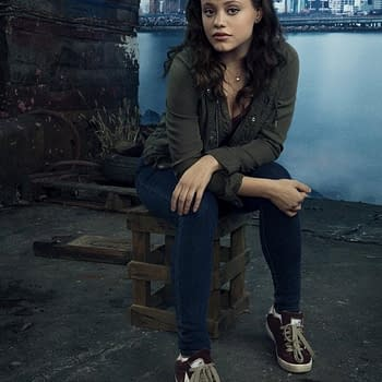 Charmed: Shades of Blues Sarah Jeffery Joins CW Reboot Pilot