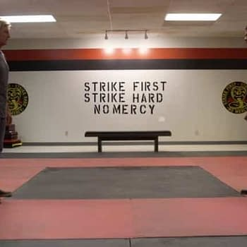 Cobra Kai: First Look at Ralph Macchio William Zabka Karate Kid Series
