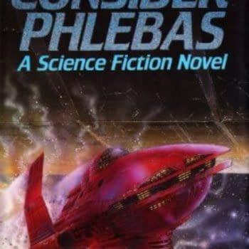 Amazon Bringing Iain M. Banks' Sci-Fi Novel Consider Phlebas to Series