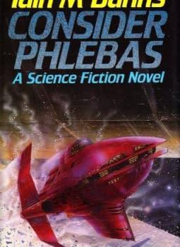 Amazon Bringing Iain M. Banks Sci-Fi Novel Consider Phlebas to Series