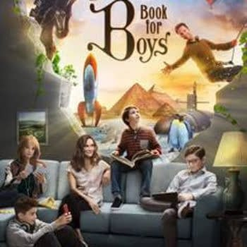 Watch Amazon's Trailer for Bryan Cranston's The Dangerous Book for Boys