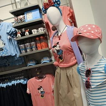 Disney Corner Now Open at Disney Springs