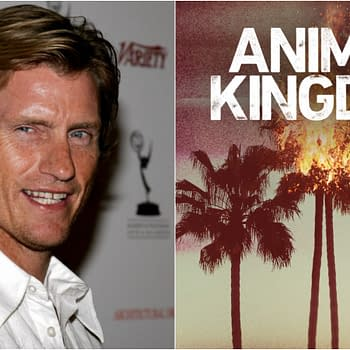 TNTs Animal Kingdom Lands Rescue Mes Denis Leary for Season 3