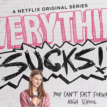 Lets Talk About Everything Sucks on Netflix the 90s Nostalgia Sleeper Hit