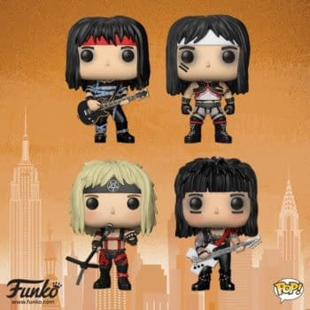 Funko Toy Fair Reveals Part 5: SNL, Nickelodeon, WWE, MLB, and Rock!